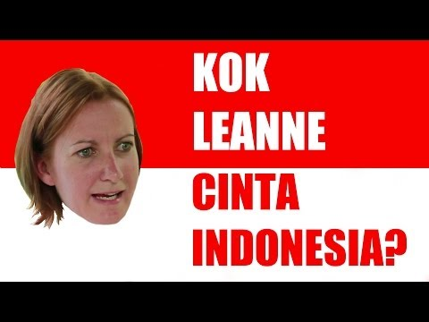 Kok Cinta Indonesia (Leanne)