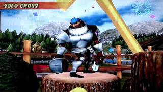 Wii-A-Thon #8: Go Play Lumberjacks (Wii)