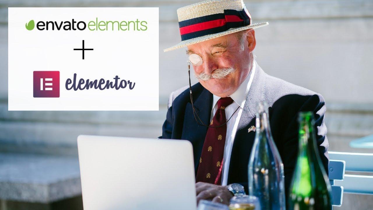 ⭐ Envato Elements Review