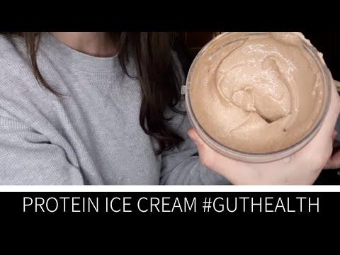 The BEST Protein Ice Cream   Gut Healing Talk