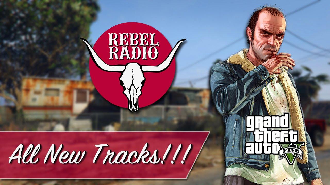 Download Rebel Radio - GTA V Radio (Next-Gen)