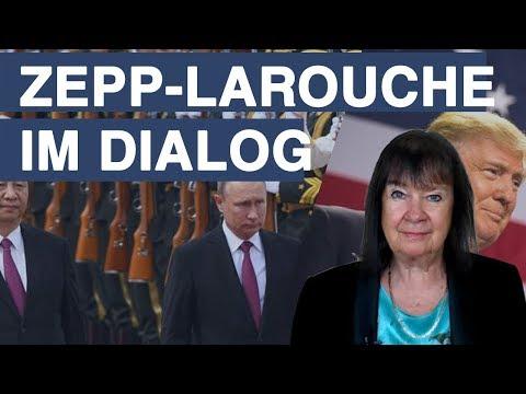 Webcast mit Helga Zepp-LaRouche – 22. August 2018