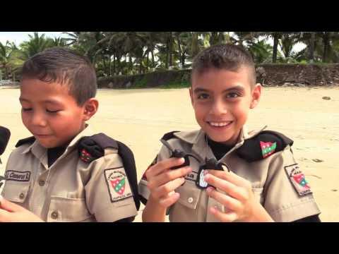 Campamento Tortuguero del Ejército y Fuerza Aérea Mexicanos, Pie de la Cuesta, Gro.
