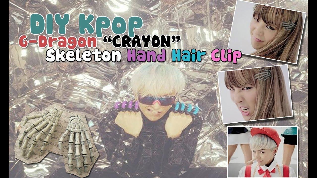 "diy kpop inspired -dragon ""crayon"""