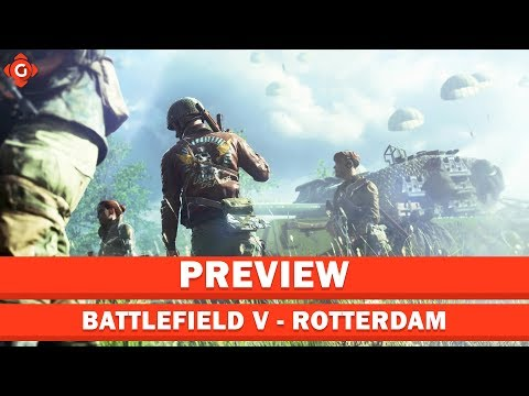 Battlefield V: Die Rotterdam-Map! | Preview thumbnail