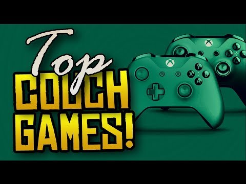Best Xbox One Couch Split Screen Games