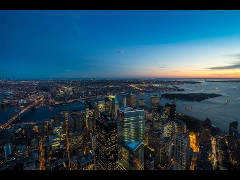 One world Observatory Tour #SeeForEver Full Experience - Best #NewYork Views from Above