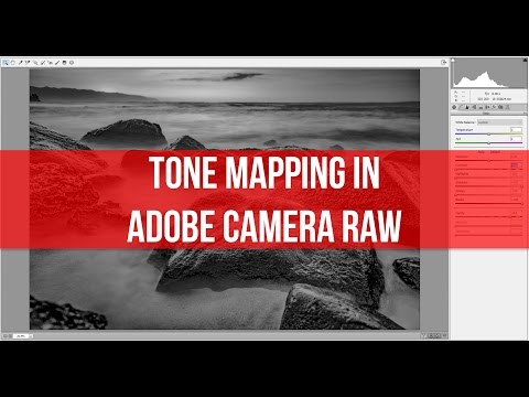 Natural HDR with Tone Mapping in Adobe Camera Raw