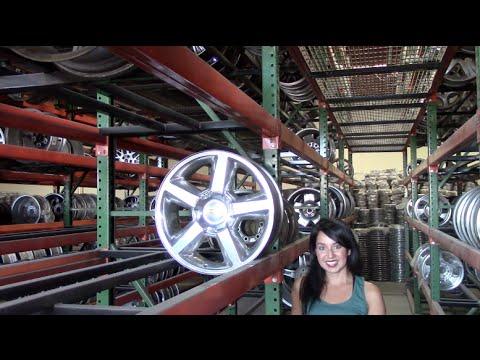 Factory Original Chevrolet Silverado Rims & OEM Chevy Silverado Wheels – OriginalWheel.com