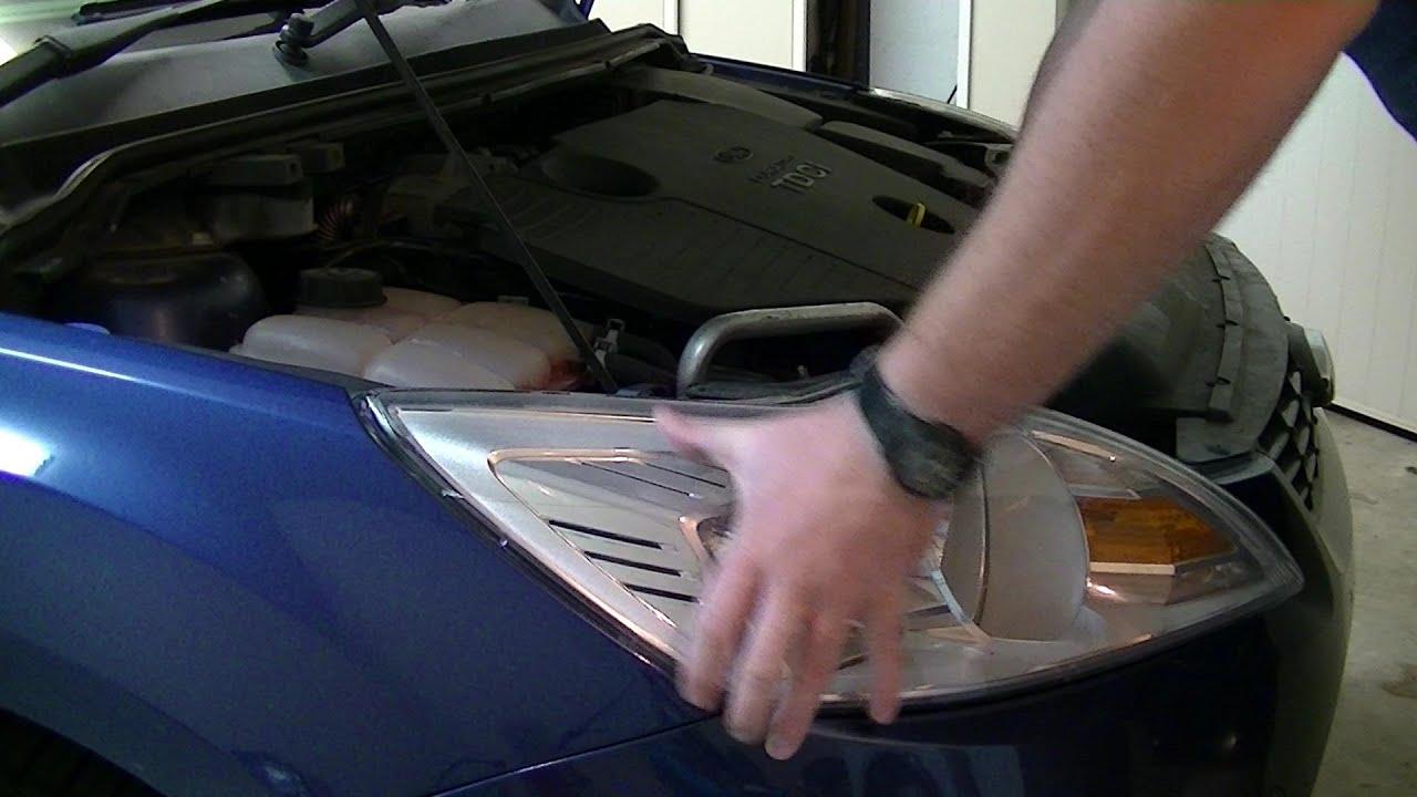 Ford Focus Mk Power Steering Reservoir Location
