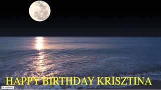 Krisztina  Moon La Luna - Happy Birthday
