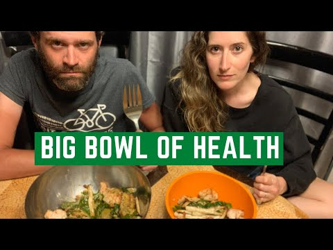 My Dinner Every Night: The Big Bowl of Health