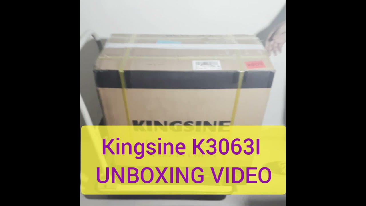 UNBOXING RELAY TEST KIT - KINGSINE K3063I