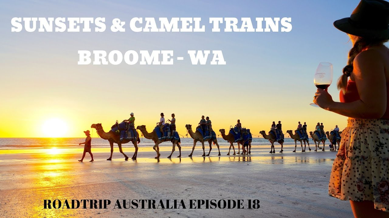 VAN LIFE IN BROOME | CABLE BEACH & ROOFTOP TINNY FISHING | ROADTRIP AUSTRALIA EP.18