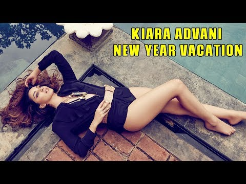 Kiara Advani SIZZLING ḪOT NEW YEAR CELEBRATION 2019 At Maldives
