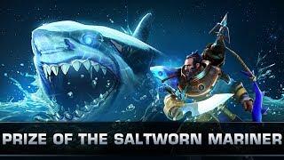 Dota 2 Prize of the Saltworn Mariner