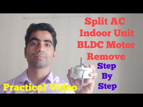 Split AC BLDC