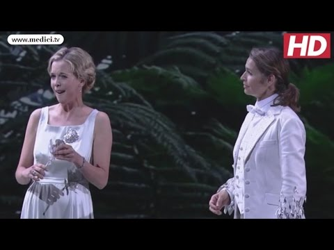 Sophie Koch and Mojca Erdmann - Richard Strauss, Rosenkavali