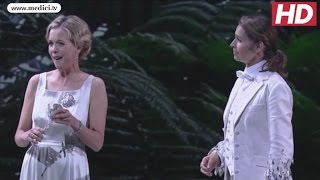 Sophie Koch and Mojca Erdmann - Richard Strauss, Rosenkavalier, duet Octavian & Sophie