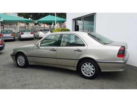 1999 mercedes benz c class 200 elegance a t auto for sale for Mercedes benz c class 1999 for sale
