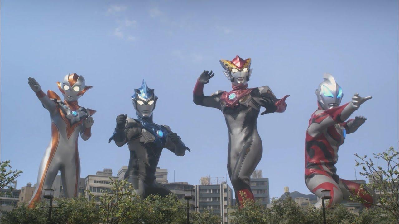 Download Ultraman R/B The Movie Final Battle