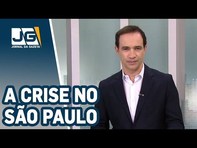 Celso Cardoso / A crise no São Paulo