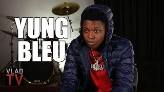 Yung Bleu on Signing to Boosie After Sending DM to Boosie's Brother (Part 2)