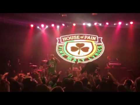 House of pain who's the man Live in Boston 2016