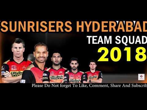 IPL 2018, Live Streaming KXIP vs SRH | Kings XI Punjab vs Sunrisers Hyderabad