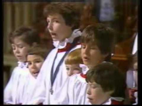 Truro Cathedral Choir 1985
