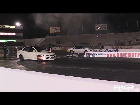 Englishtown Raceway Park Test N Tune Highlights | 5/20/15 | ERacer