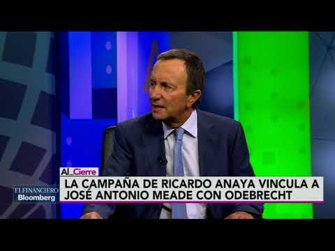 Frente acusa a Meade de estar involucrado en caso Odebrecht