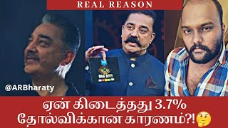 Why Kamal failed in parliament 2019? | Makkal neethi maiam | SuperCommomShow | ARBharaty