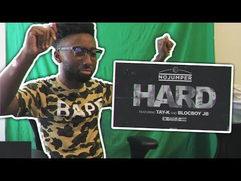 Tay K & Blocboy JB - Hard (Official Audio) REACTION