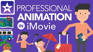How to Make Explainer Animation in iMovie [Step by Step | Beginner Friendly]
