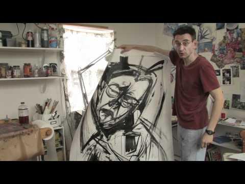 Dimitri Pavlotsky Painter, an artist statement