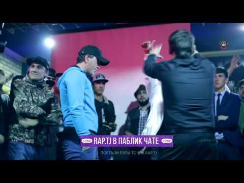 Видео battle Lil West vs  Shakur (RAP.TJ)