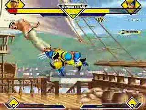 Wolverine vs Daimon