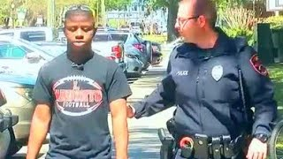 Car Fanatic Won't Go To Senior Prom, Cop Finds Out Why And Shows Up In Time