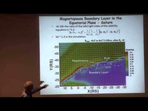 Ray Walker - Simulation Studies of Outer Planets