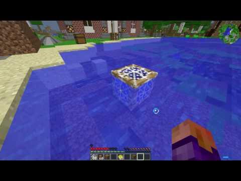 Minecraft Cyclic: Automatic Fishing Net