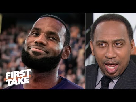 'I don't want any excuses!' - Stephen A. wants LeBron to decide whether he load manages   First Take