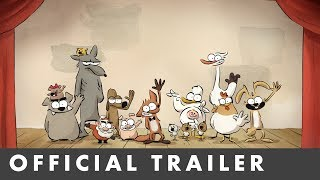 THE BIG BAD FOX AND OTHER TALES – Official Trailer