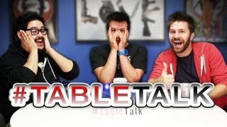 Greatest Band in History and How Joe & Steve Almost Died on #TableTalk!