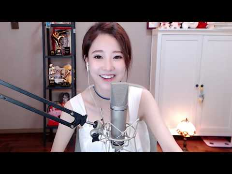 Love the Way You Lie  -  Chinese girl Feng Timo cover (Lyrics)