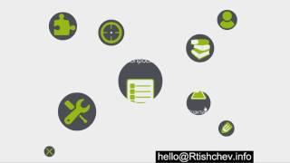 Интерактивная презентация по физике 2 | Создано в Adobe Flash CS3