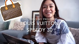 Why I sold (and repurchased) the Louis Vuitton Speedy 30 || Kelly Misa-Fernandez