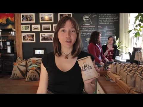 Live Green Awards Video 2014 - Merchants of Green Coffee
