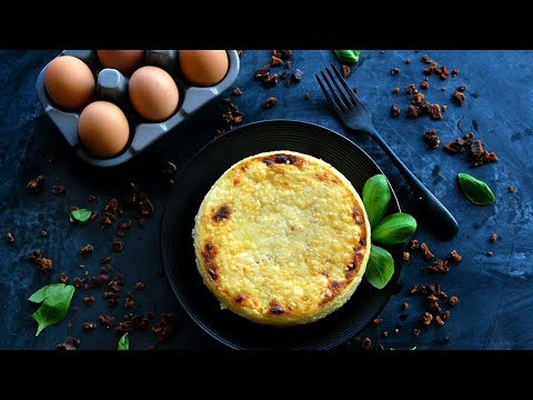 Instant Pot Keto Crustless Quiche Lorraine