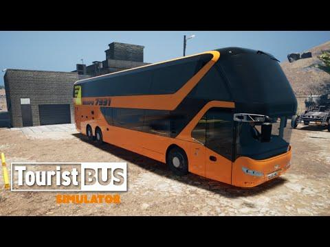 Tourist Bus Simulator - Service Navette en Neoplan Skyliner.#8 |